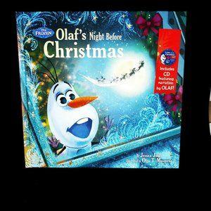 Disney Frozen Olaf's Night Before Christma…